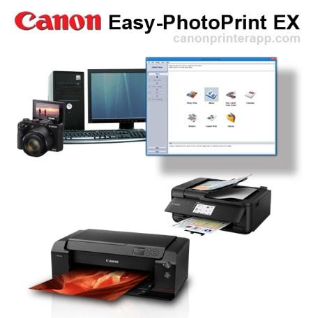Canon Easy-PhotoPrint EX Software Download | Canon Printer App