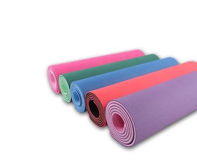 Thảm tập Yoga Pido 5D Hoa