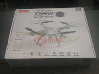Review dan unboxing drone terbaru syma X5HW indonesia