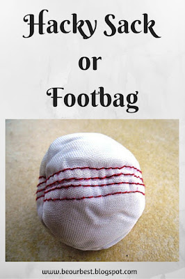 Hackysack or Footbag
