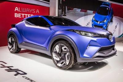 ''(2018) Toyota CHR'' Voiture Neuve Pas Cher prix, intérieur, Revue, Concept, Date De Sortie