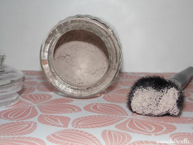 recette de shampoing sec naturel fait maison