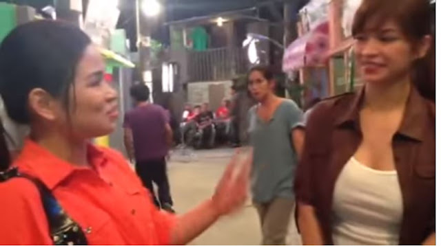 Watch How Angel Locsin Reacted After Jennie Gabriel Impersonated Her!
