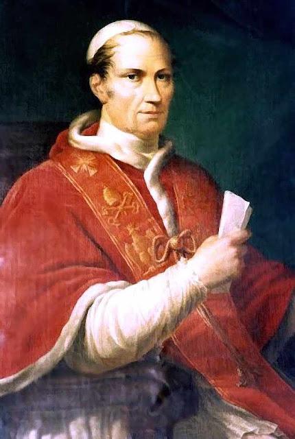 Leão XII (28.9.1823–10.2.1829). Não basta mudar de Pontífice, é preciso uma reforma moral da Igreja