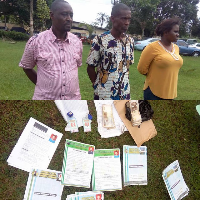 Those Using Buhari's Name To Scam Job Seekers, Arrested In Akwa Ibom