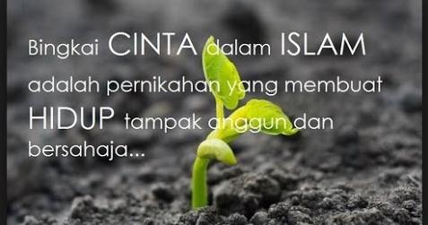 Kata Mutiara Cinta Islami Yang Menyentuh Hati Pasangan Qbeletin