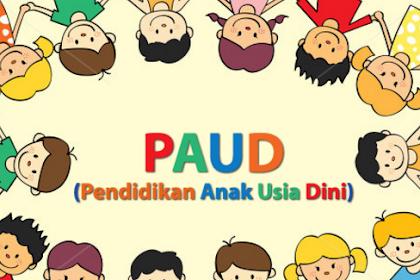 Download Juknis BOP PAUD Tahun 2018