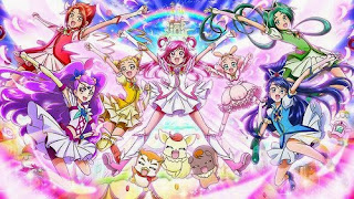 Yes! Precure 5 GoGo!