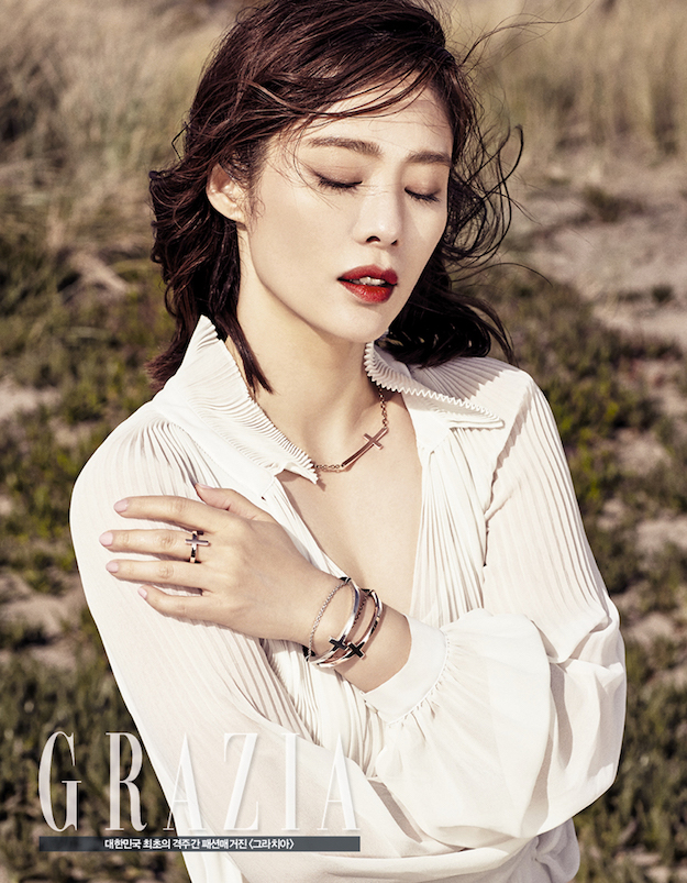 Kim Hyun Joo, Kim Hyun Joo Grazia