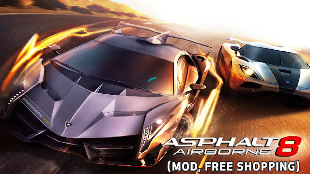 Download Game Asphalt 8 Airbone Mod Apk Gratis Terbaru Androidepic.com