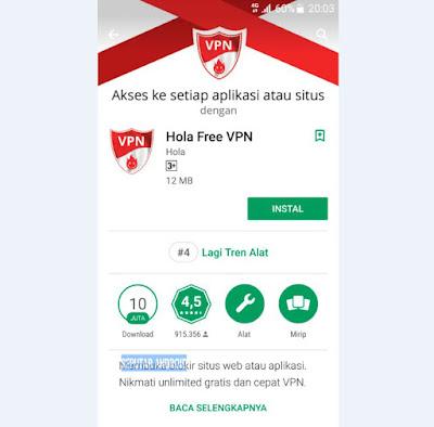 2 Cara Membuka Situs Yang Di Blokir Di Hp Android Dengan Mudah Tanpa Aplikasi Dan Menggunakan Aplikasi