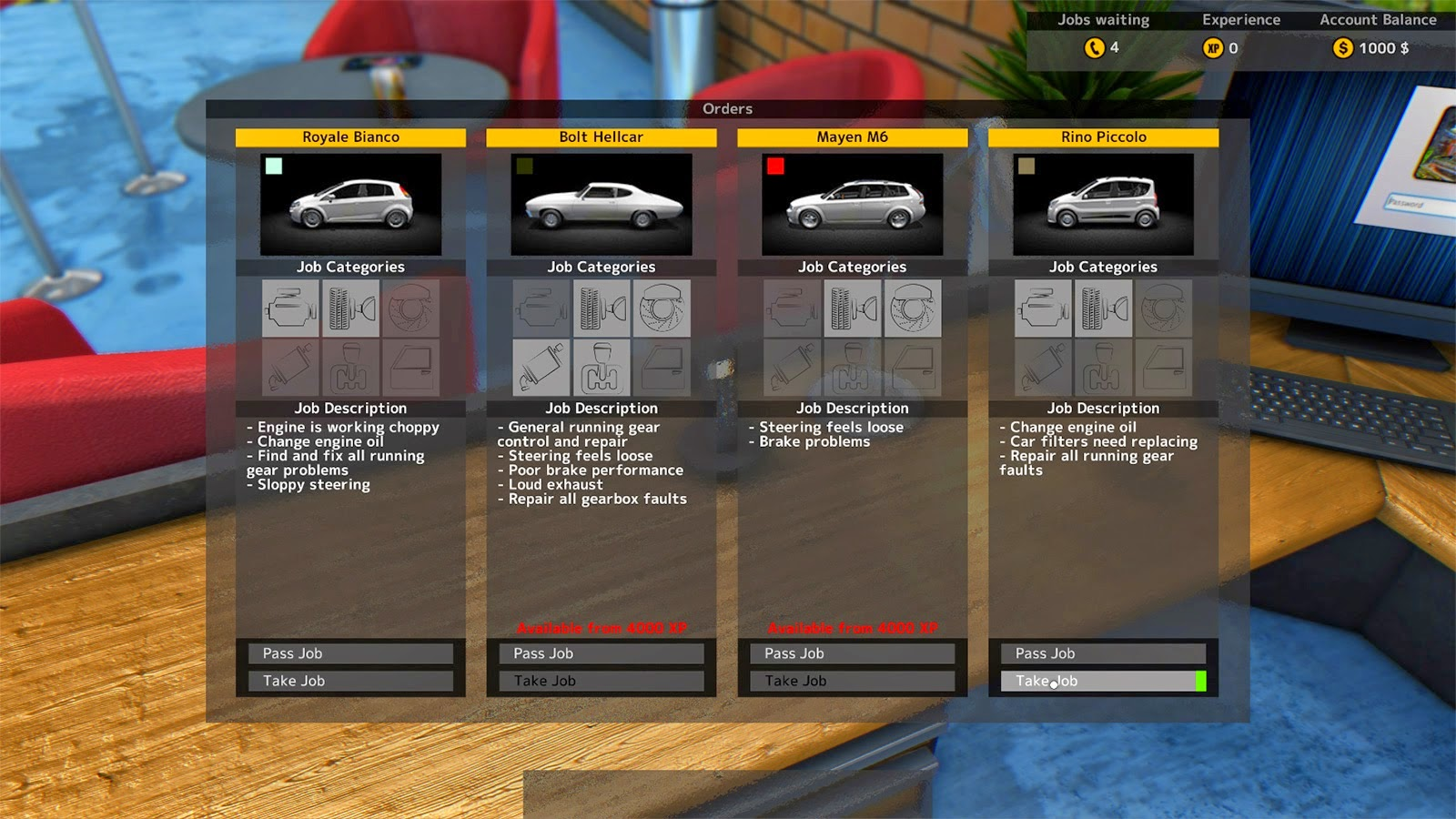 Car Mechanic Simulator descargar