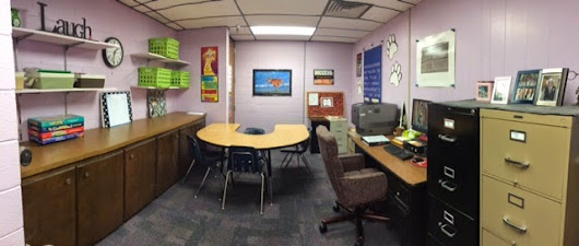 My Junior High Speech Room and some fun extras!