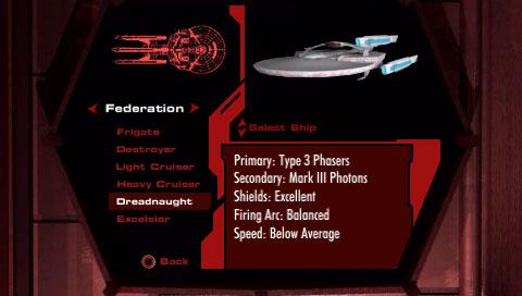 Star Trek: Tactical Assault screenshot 2