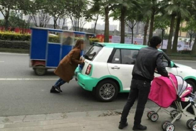 Isteri Tolak Kereta, Suami Tolak 'Stroller'?? Ini Kisah Sebenar Yang Berlaku!