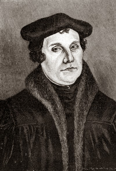 Martin Luther Reformator