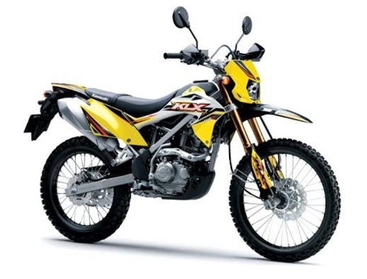 Harga Terbaru Kawasaki KLX 150 BF SE