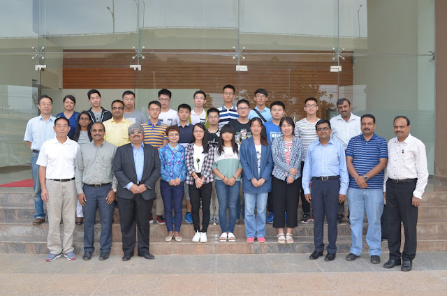 Manipal Global Academy of IT hosts Global Internship Program for Chinese Students in Android App Development