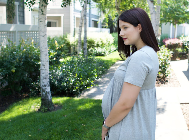 ASOS, ASOS Maternity, smock dress, Pregnancy, pregnant blogger, fbloggers, fashion,