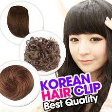 KOREAN HAIR CLIP