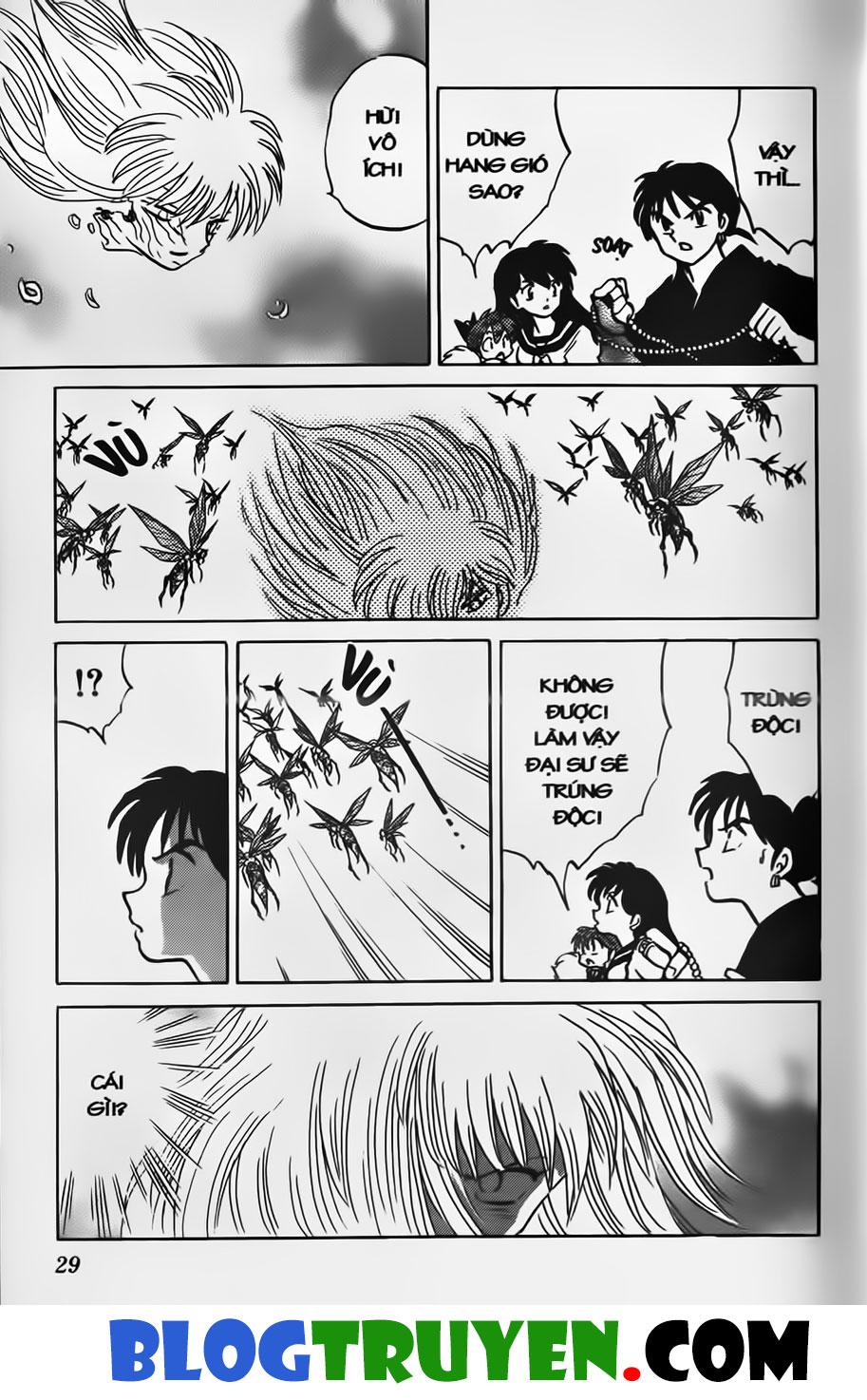 Inuyasha vol 38.2 trang 8