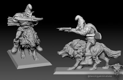 Hobgoblin Wolf Riders picture 2