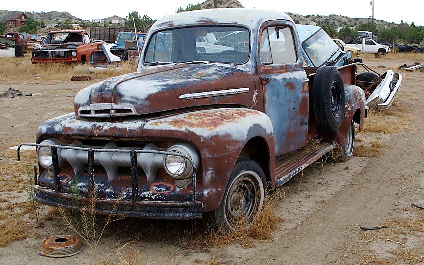 Carros Antigos Love Rusty