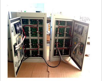 cung cấp lắp đặt màn hình led tại hải phòng