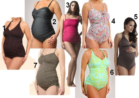 70058e1cda78e And some plus size women who get pregnant find the available options  lacking in proper bust support even if the swimsuit fits perfectly in all  other areas ...