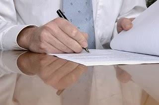 Merupakan surat yang dibentuk oleh pihak tertentu yang berisi perihal  Contoh Surat Pernyataan Lengkap
