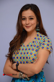 Actress Priyal Gor Pictures in Long Dress at Chandamama Raave Teaser Launch  0006.JPG