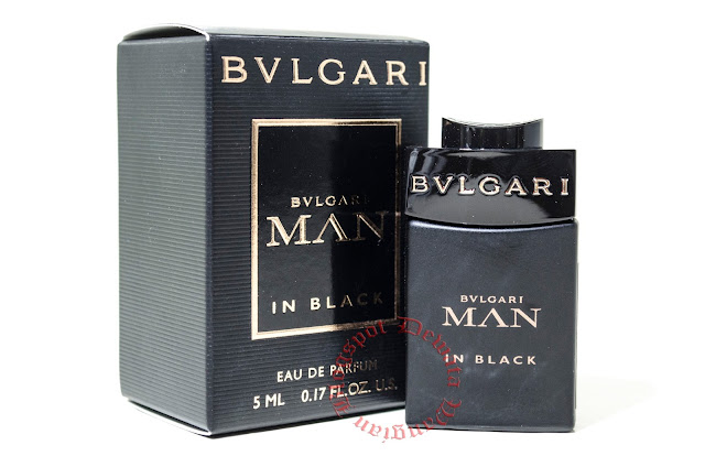 Bvlgari Man In Black Miniature Perfume