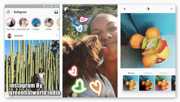 Instagram APK for Android !