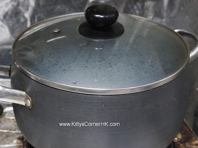 Sago in coconut milk DIY recipe 椰汁西米自家食譜