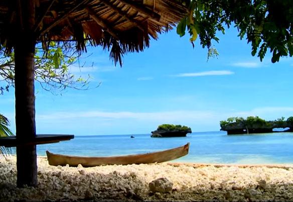 Wisata di Wakatobi Sulawesi Tenggara Indonesia