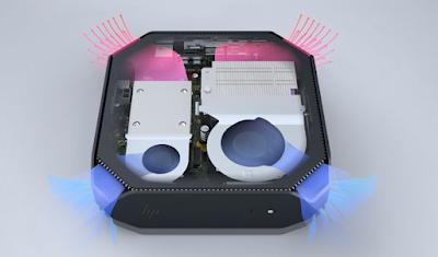 HP Z2 Mini: Máy tính workstation nhỏ gọn, cấu hình cao