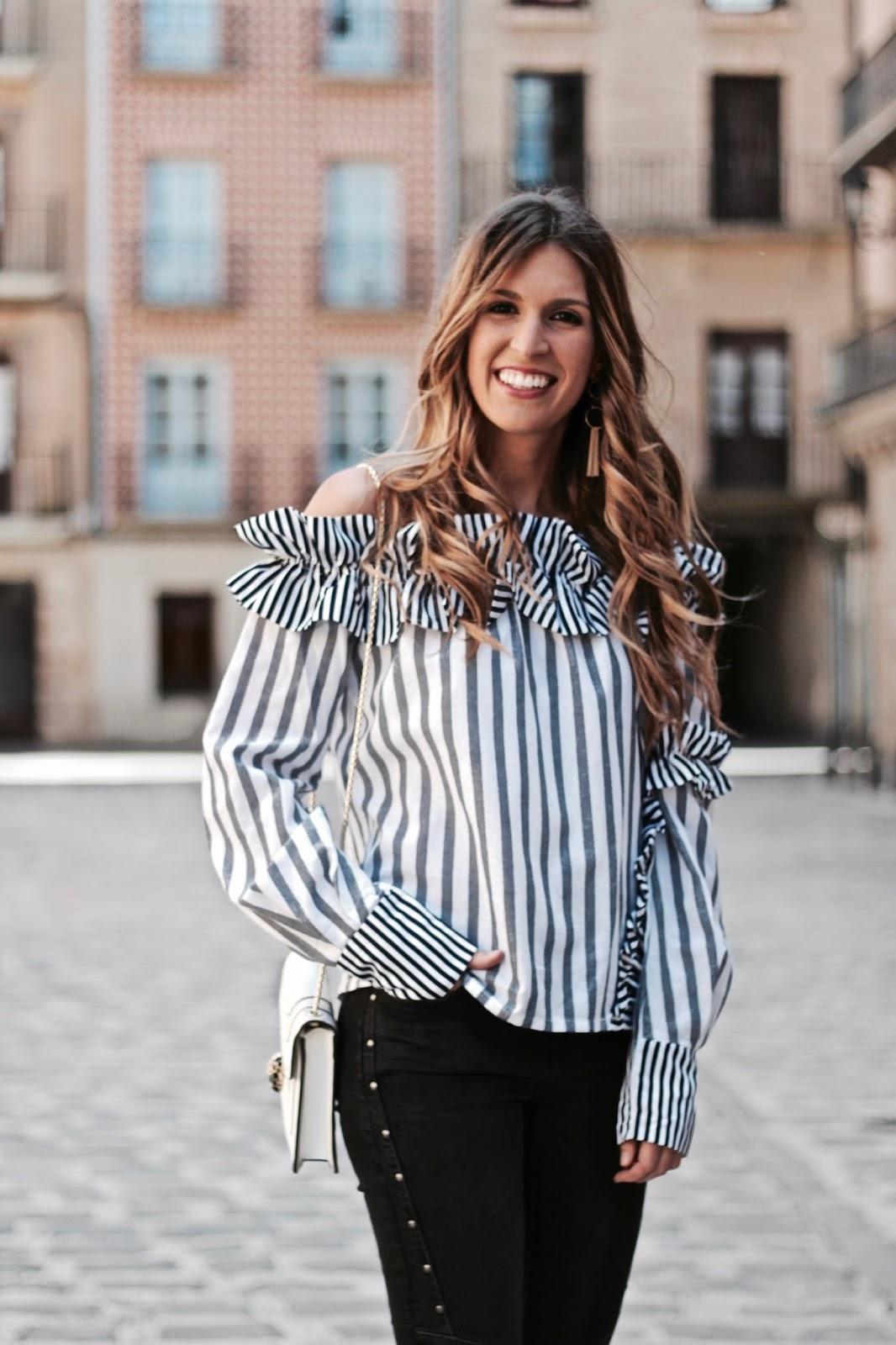 bloguera de moda Navarra