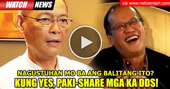 VIRAL NOW: Diokno Isiniwalat Ang Baho Ng Pnoy Admin Puro Upo Lang Sa Opisina!