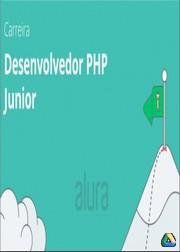Curso Carreira Desenvolvedor PHP Júnior
