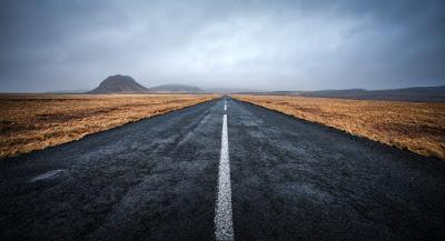 Carretera 1 en Islandia, la más usada para las rutas en coche por Islandia