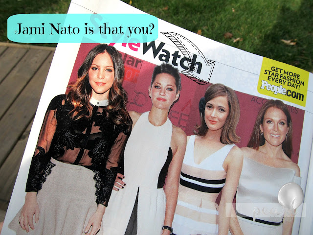 Jami Nato in PEOPLE magazine...