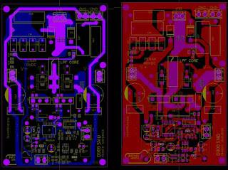 PCB Layout D900