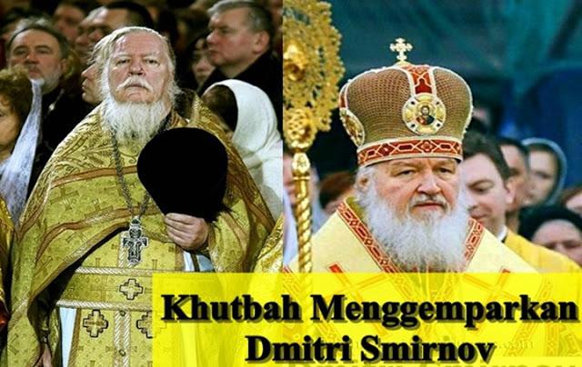 """Pendeta Khatolik Ini Membuat Gempar Ratusan Jemaatnya Karena Sebut 'Islam Agama yang Benar """"Apa Alasannya??"""