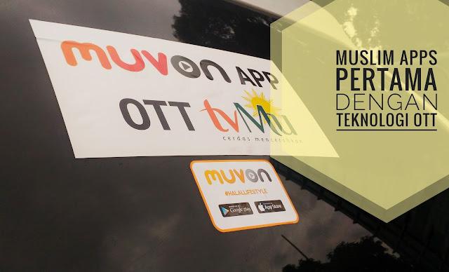 aplikasi OTT dari TvMU