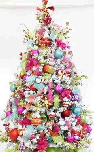 árvore de natal tema infantil