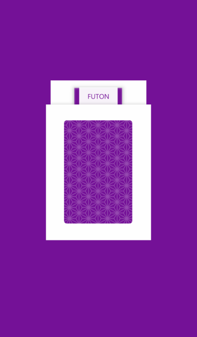 FUTON[Purple]