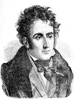 Portrait de Chateaubriand.