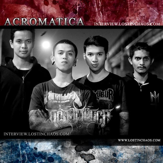 ACROMATICA Interview (Jakarta, Indonesia)