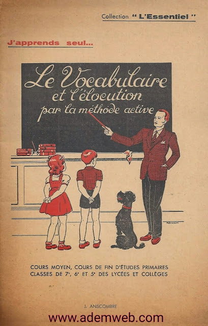 le vocabulaire et élocution par la méthode active