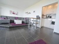 Wohnzimmer Mit Offener Küche Größe